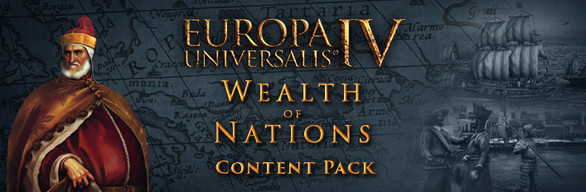 Europa Universalis IV: Wealth of Nations Content Pack
