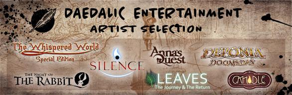 Daedalic Artist Selection Bundle