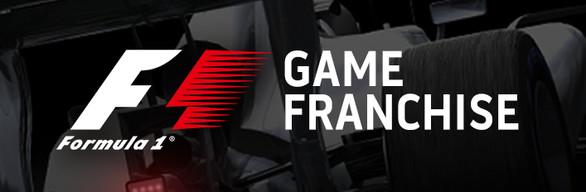 F1 Game Franchise Bundle