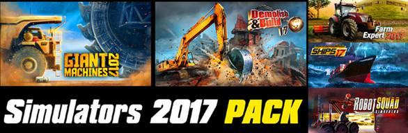 Simulators 2017 Pack