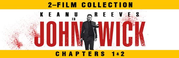 John Wick 1 + 2