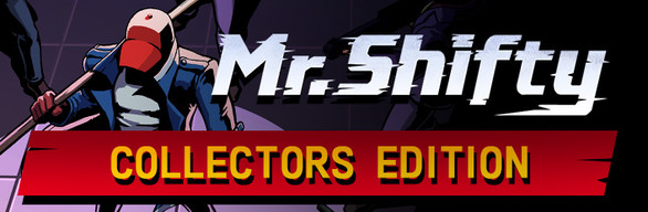Mr. Shifty Collectors Edition