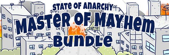 Master of Mayhem Deluxe Bundle