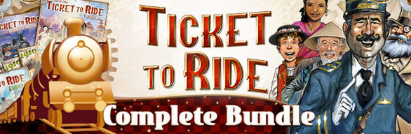 Ticket to Ride - Collection Bundle