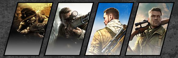 Sniper Elite Complete Pack