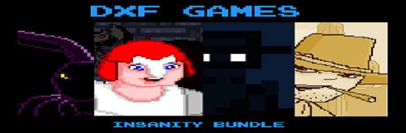DXF Games Insanity Bundle