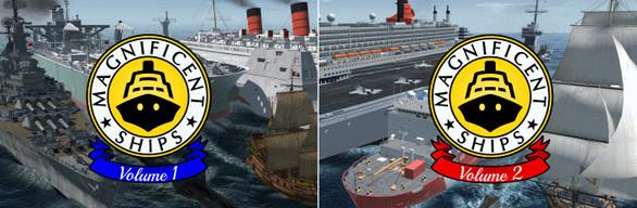 Magnificent Ships Bundle