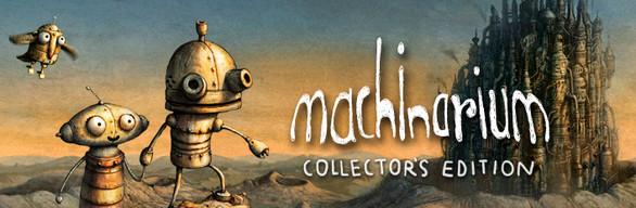 Machinarium Collector's Edition