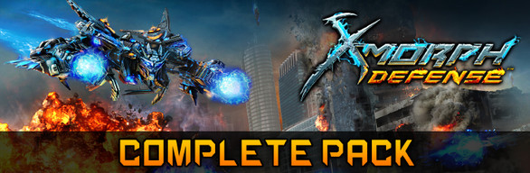 X-Morph: Defense Complete Pack