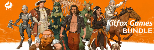 Kitfox Games Bundle