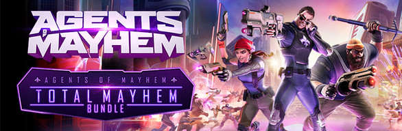 Agents of Mayhem - Total Mayhem Bundle