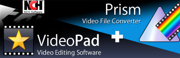 Video Editing Bundle: VideoPad Editor and Prism Converter ...