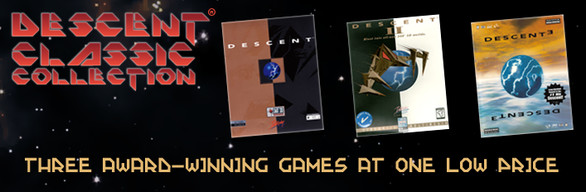 The Descent Classic Collection