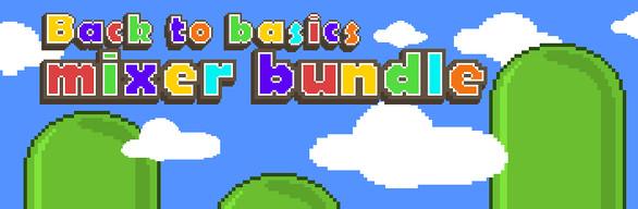 Back To Basics Mixer Bundle
