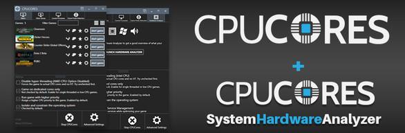 CPUCores + System Hardware Analyzer (DLC) Bundle