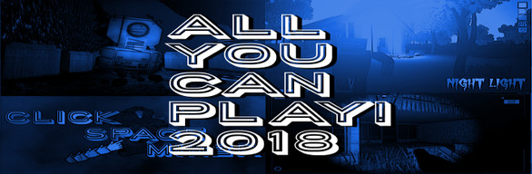 ALL YOU CAN PLAY! 2018