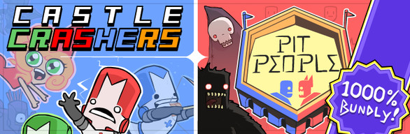 Castle Crashers and Pit People