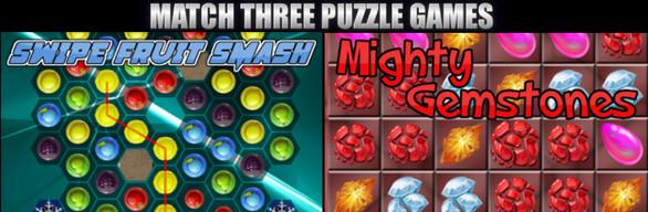 Match Three Puzzle Bundle