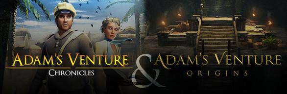 Adam's Venture bundle