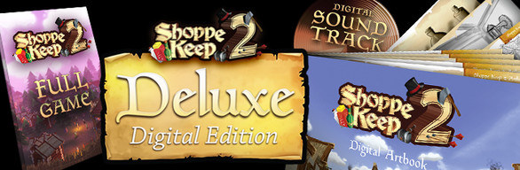 Shoppe Keep 2 Deluxe Edition