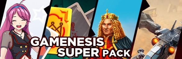 Gamenesis Super Pack