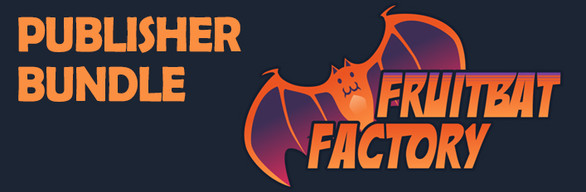 Fruitbat Factory Publisher Bundle