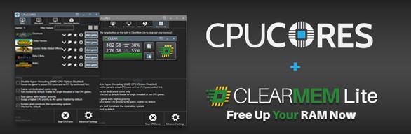 CPUCores + ClearMem Lite (DLC) Bundle