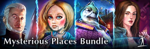 Mysterious Places Bundle