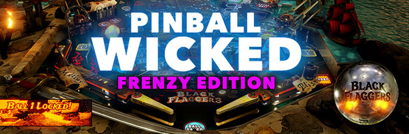 Pinball Wicked: The Frenzy Edition
