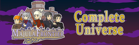 Majula Frontier Complete Universe