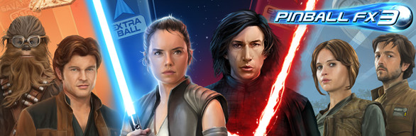 Pinball FX3 - Star Wars™ Pinball: Season 2 Bundle