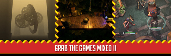 Grab The Games Mixed Bundle II