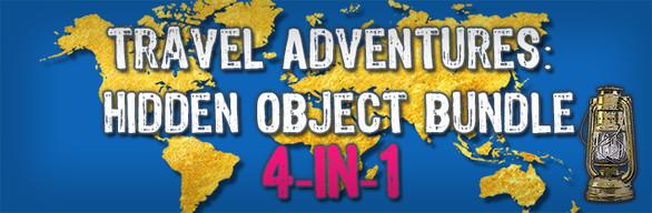 Travel Adventures: Hidden Object Bundle 4-in-1
