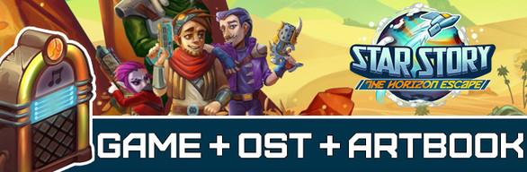 LIMITED TIME! Bundle: Game + OST + Artbook