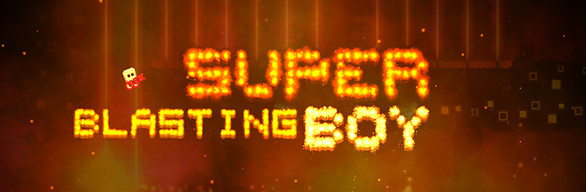 Super Blasting Boy + Soundtrack