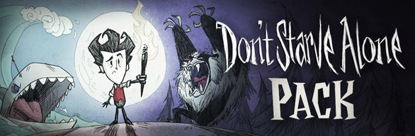 Don't Starve Alone Pack Plus