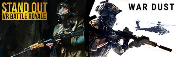 BATTLE PACK - VR Multiplayer Large Scale Battles