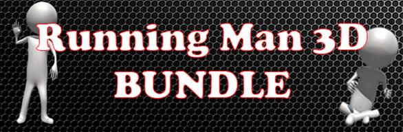 Running Man 3D BUNDLE