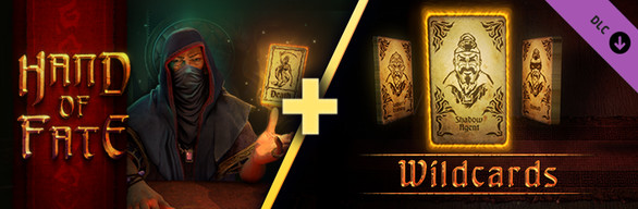 Hand of Fate 1 and DLC
