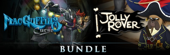 Jolly Rover MacGuffins Curse Bundle