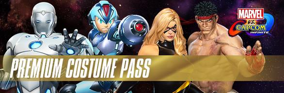 Marvel vs. Capcom: Infinite - Premium Costume Pass