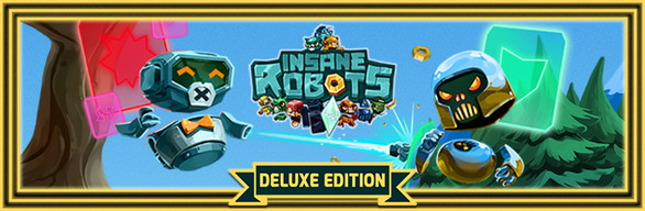 Insane Robots - Deluxe Edition