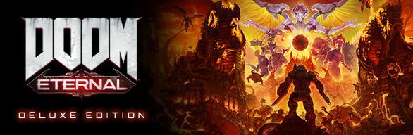 DOOM Eternal Deluxe Edition | Steam | Region Free