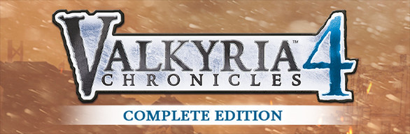 Valkyria Chronicles 4 Complete Edition