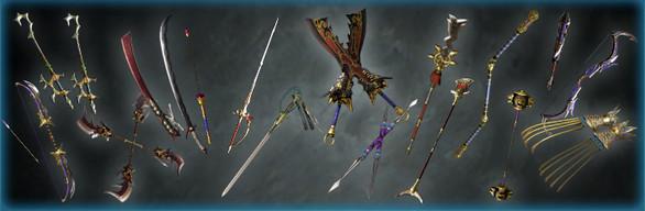 DYNASTY WARRIORS 9 / 真・三國無双8- Additional Weapons Set