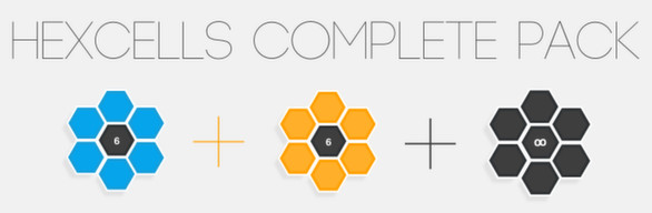 Hexcells Complete Pack