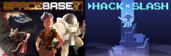 Spacebase DF-9 + Hack 'n' Slash