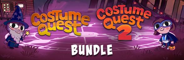 Costume Quest 1 & 2 Bundle