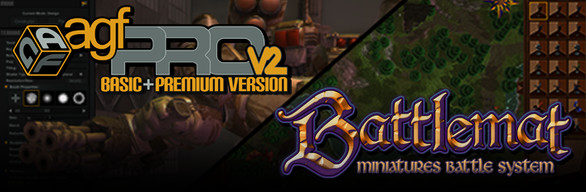 Axis Game Factory's AGFPRO + Premium + BattleMat Multiplayer