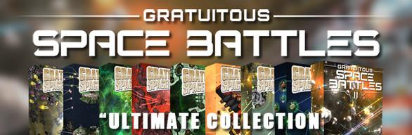 Gratuitous Space Battles Ultimate Collection